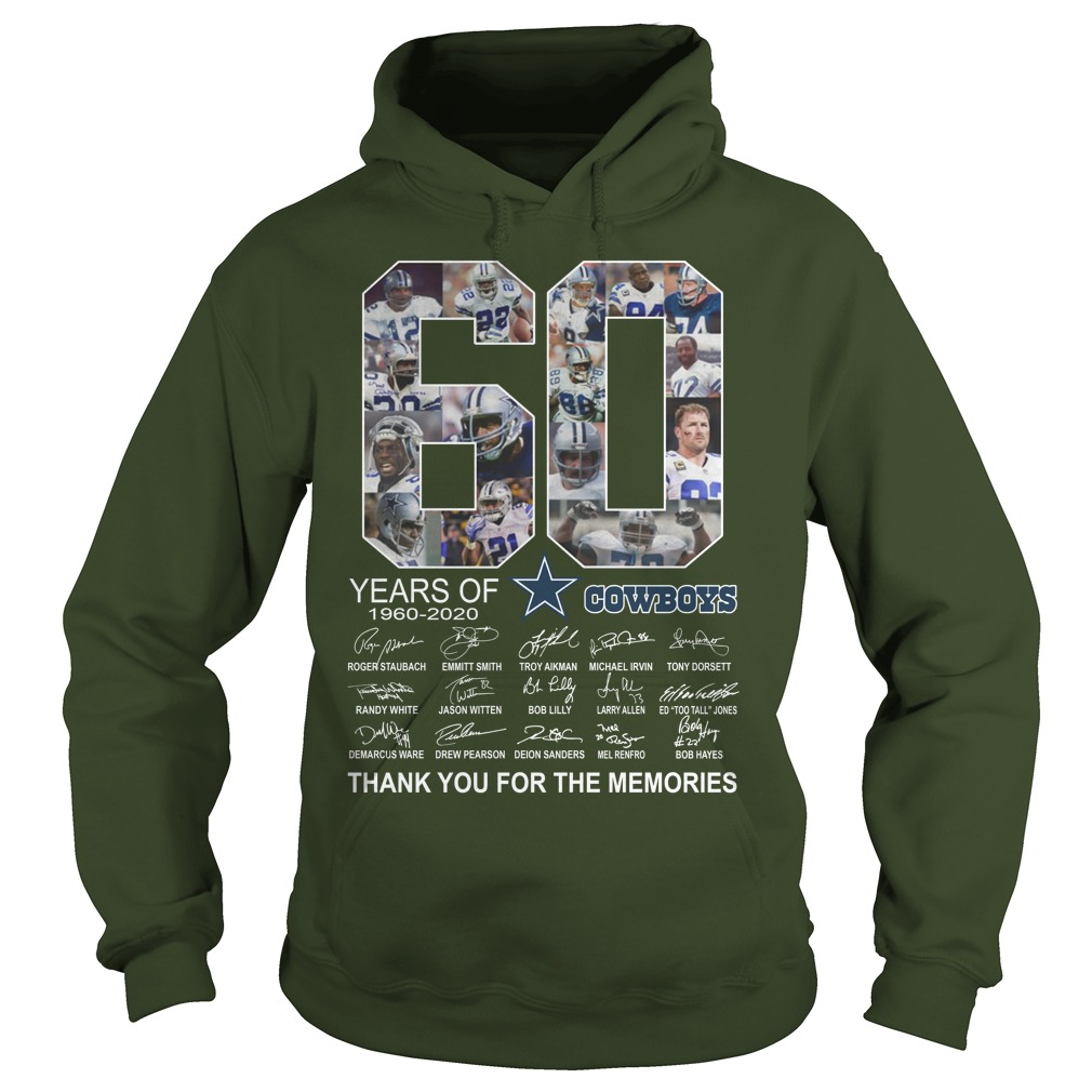 buy popular c7c32 671ce 60 Years of Dallas Cowboy thank you for the memories ...